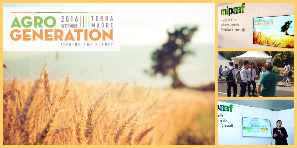 Agro generation 2016 - feeding the planet