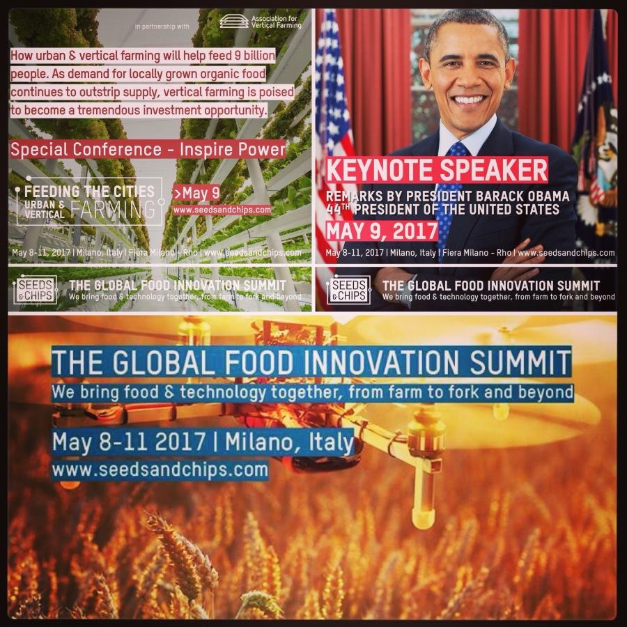 S&C the global food innovation summit